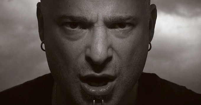 Happy birthday to David Draiman of Disturbed.