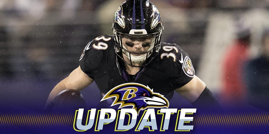 .@Ravens releasing RB Danny Woodhead: https://t.co/hWZ1Vq9ATB (via @RapSheet) https://t.co/T9xhTEdE82