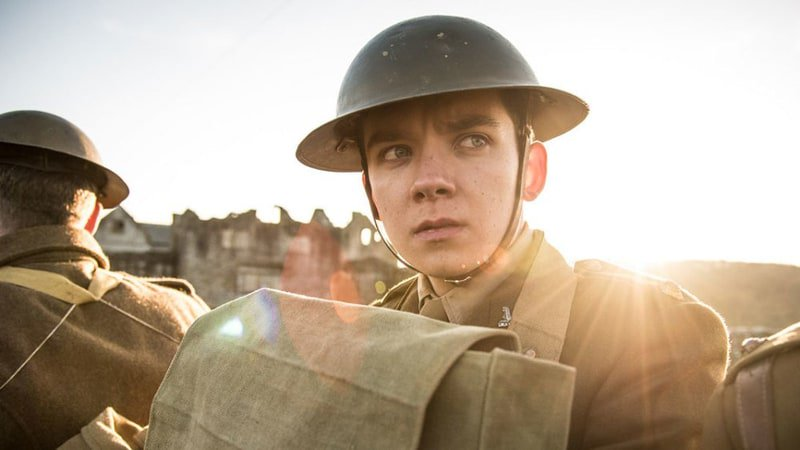 Old-fashioned WWI tale 'Journey's End' will leave you shattered. Read Peter Travers' review https://t.co/0OliI36UWE https://t.co/CtOZHQKOsW
