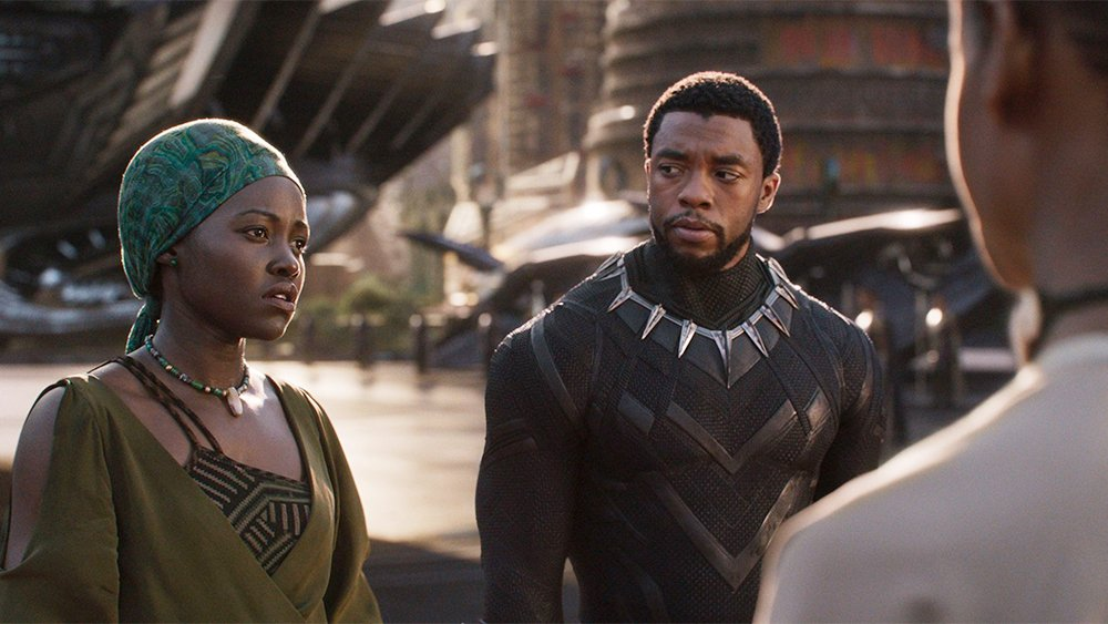 #BlackPanther becomes the 20th-highest grossing movie of all time https://t.co/T9AwIF3qV8 https://t.co/eqisy7AEvQ