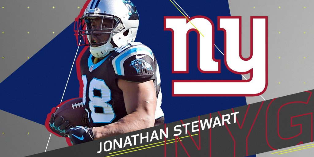 .@Giants expected to sign RB @Jonathanstewar1: https://t.co/wHKc5YGuxv https://t.co/9nBS2UPMLc