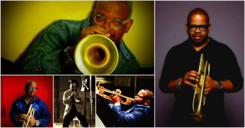 Happy Birthday to Terence Blanchard (born March 13, 1962)