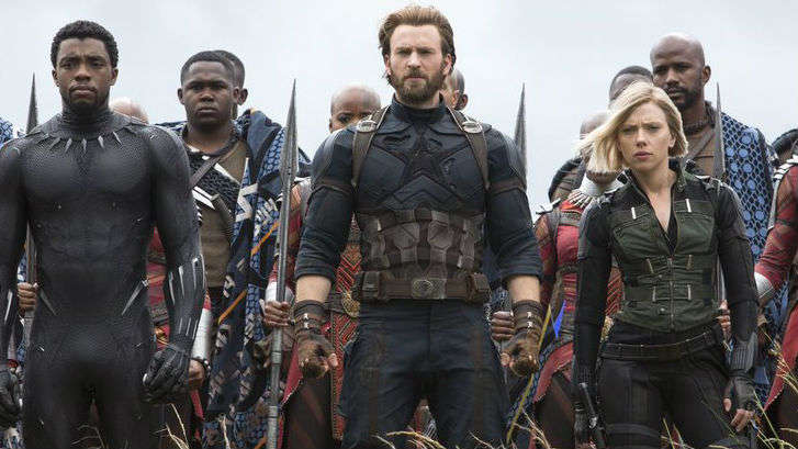 Marvel releases 9 new photos for Avengers: Infinity War and they got us more hyped! https://t.co/0oPEuV5ugK https://t.co/Q7tHAABenB