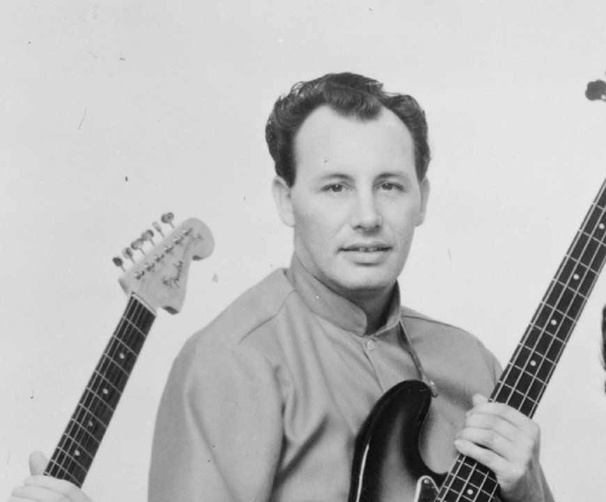 Nokie Edwards, lead guitarist for surf guitar legends the Ventures, has died at 82 https://t.co/kEL64i88PT https://t.co/ia4Zx8BfKI
