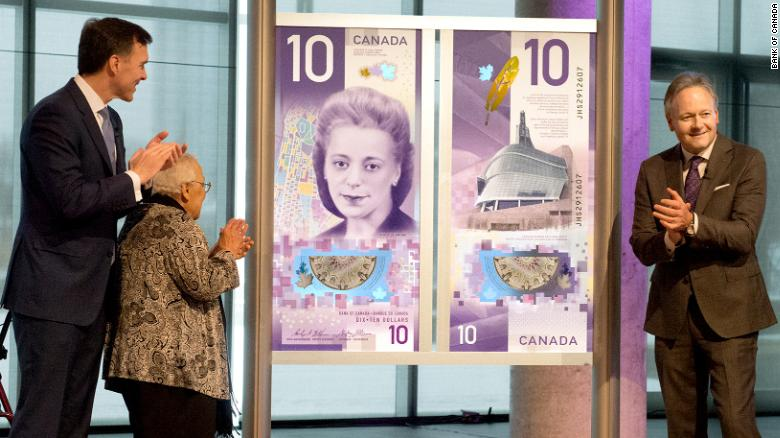 She was Canada's Rosa Parks. Now she's the first black person to appear on its currency. https://t.co/LMsxnqiPOG https://t.co/17QAITyhw3