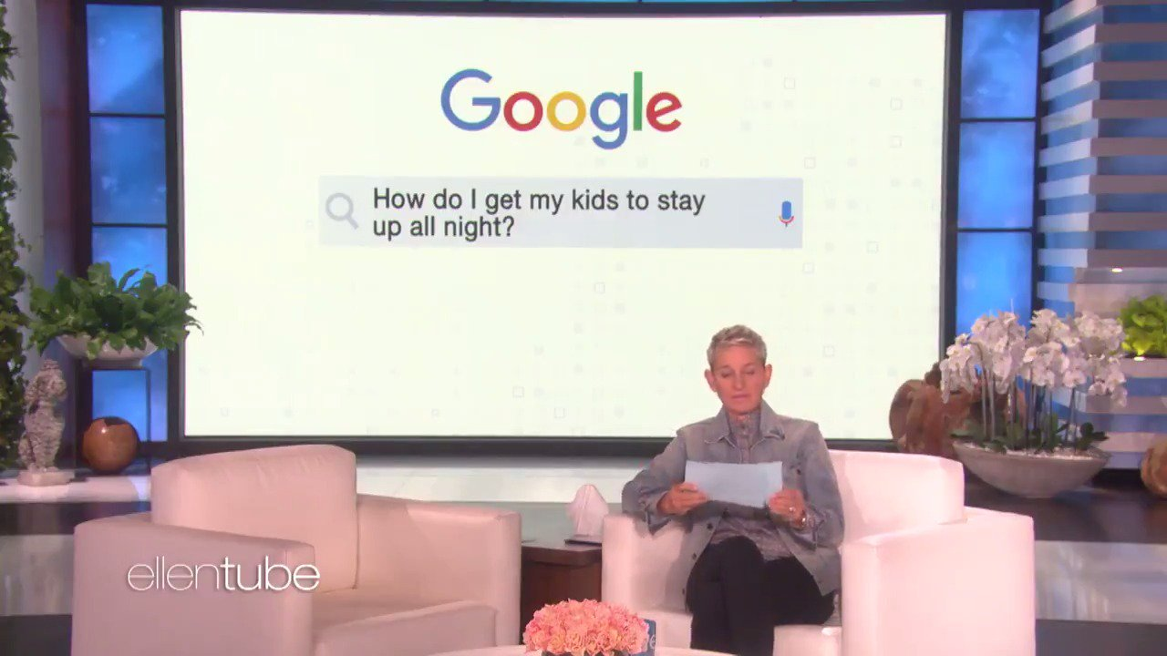How do I get my kids to stay up all night? That's right. #NeverBeenGoogled https://t.co/Icz5UQeH8W