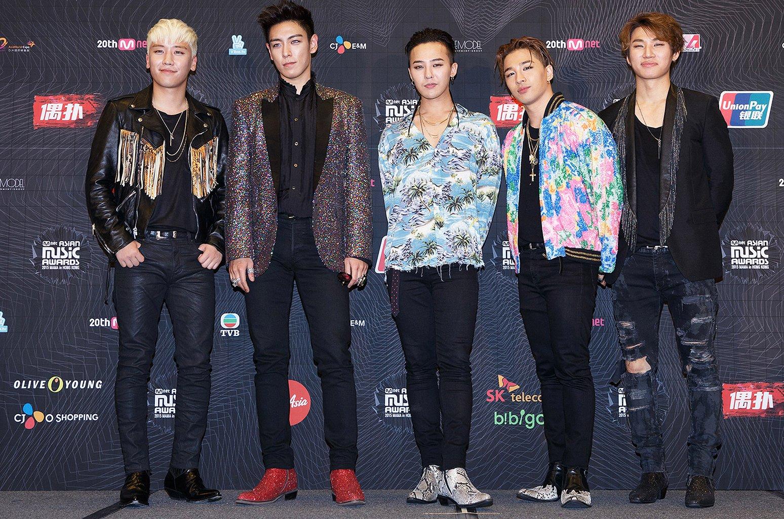 K-Pop icons BIGBANG walk the 'Flower Road' in final single before hiatus https://t.co/eLjmHeyW9O https://t.co/RO3DBOOk9I
