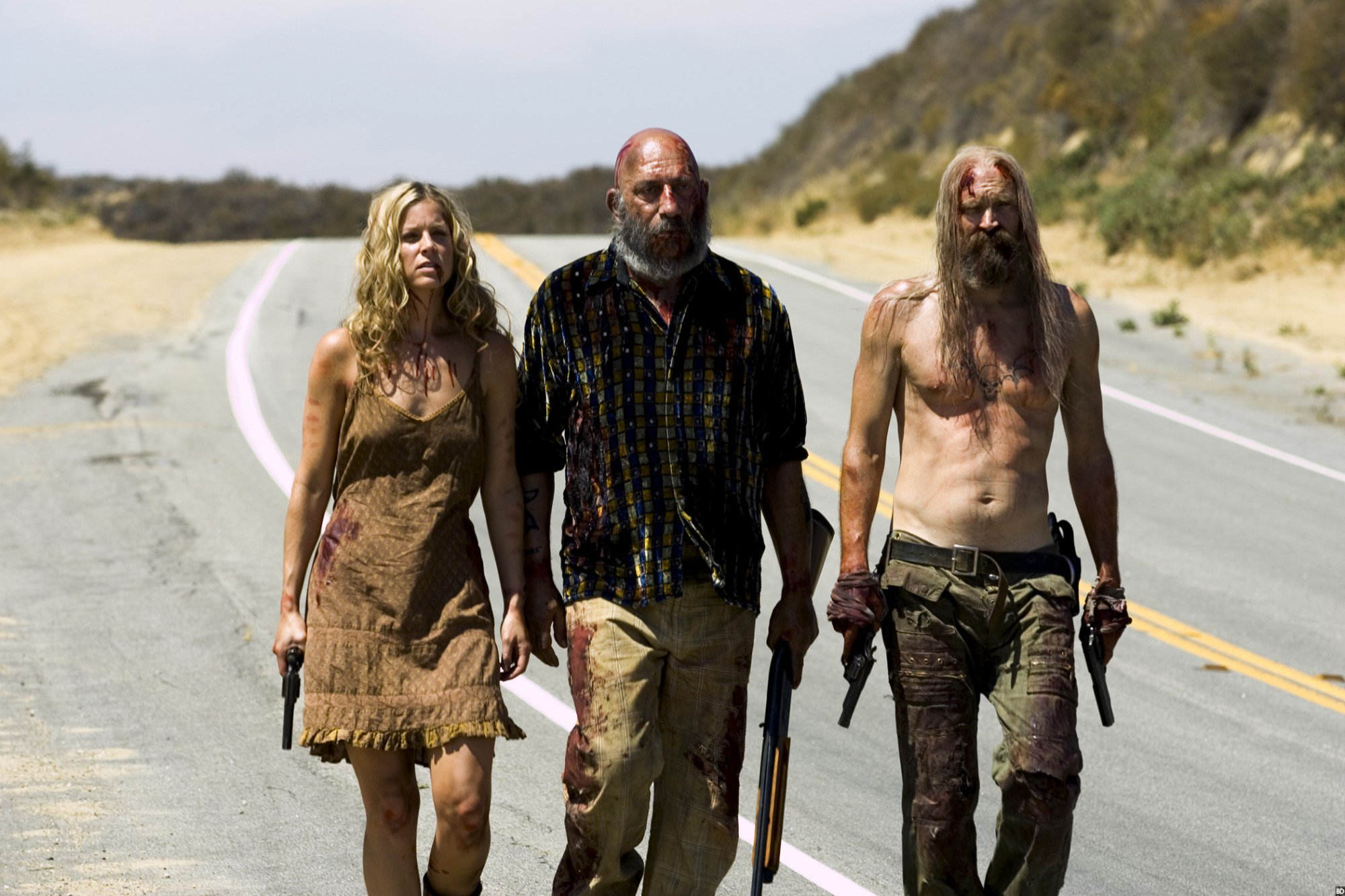 Confirmed! @RobZombie is now filming his 'The Devil's Rejects' sequel, '3 From Hell'!  https://t.co/hd37LISOOZ https://t.co/FnjWe0cT8F