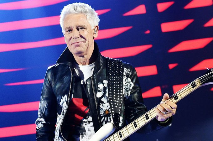 Happy Birthday to Adam Clayton!