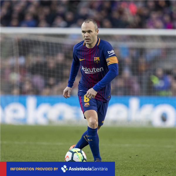 ❗ Iniesta is included in the squad  for #BarçaChelsea All the details �� https://t.co/dMDd6ioYhI �� https://t.co/Y6dT9et0V2