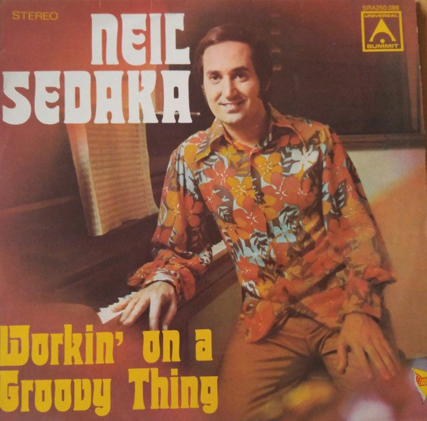 Happy birthday to Neil Sedaka,  79 today!