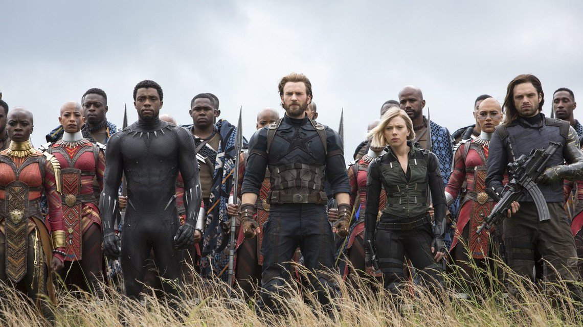 Marvel Studios lanza nuevas fotos de Avengers: Infinity War https://t.co/Qg8M5VJCyL https://t.co/6yoPQIGuRQ