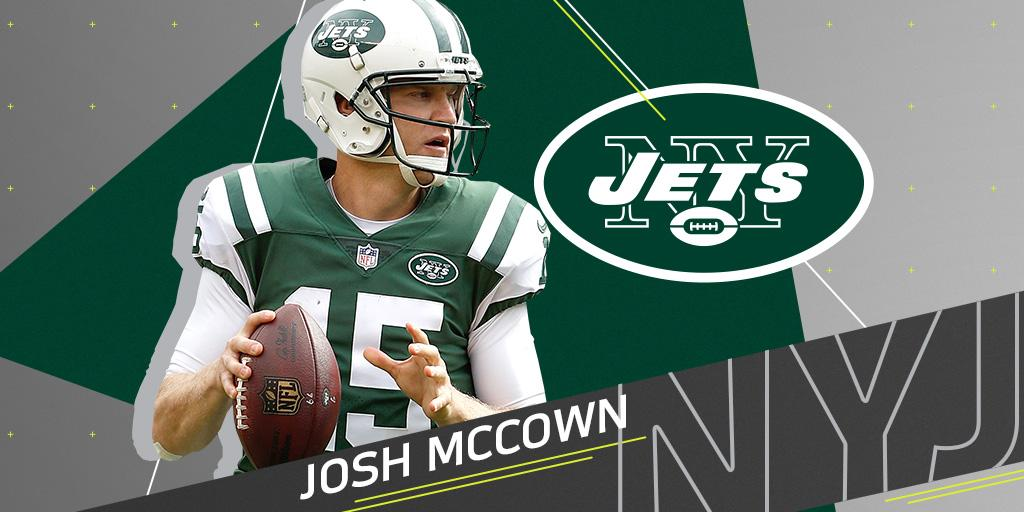.@nyjets re-signing @JoshMcCown12 to one-year deal: https://t.co/MyhFlxET0O (via @MikeGarafolo) https://t.co/0IxlcAjyp5