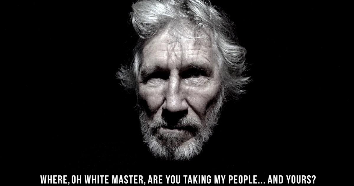 Hear Roger Waters recite a Palestinian poem in new anti-Trump song, 'Supremacy' https://t.co/yUvCXdnkBX https://t.co/KzVhsbDvWz