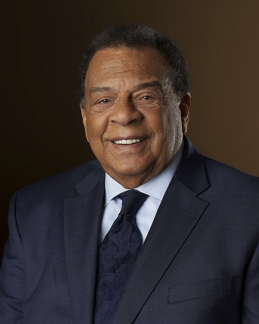 Happy Birthday to my brother beloved & dear friend former Ambassador Andrew Young. Keep Hope Alive!