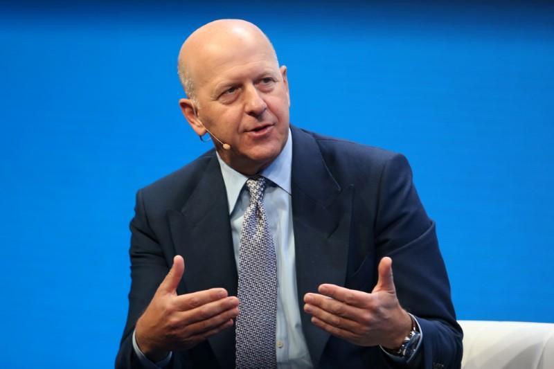 Goldman's Solomon sets out to prove bank's revenue engine can roar again https://t.co/wtfWXngaTi https://t.co/pKmoOaLn0I
