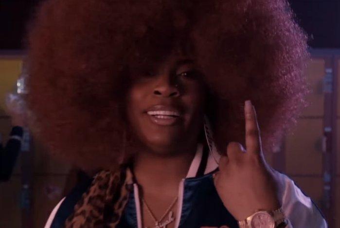 "Kamaiyah hosts a classic roller disco in the ""Slide"" video. https://t.co/jvHjGk3nrS https://t.co/zrtZbnEuPZ"