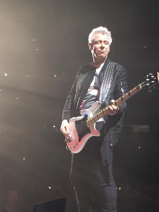 Happy Birthday to Adam Clayton