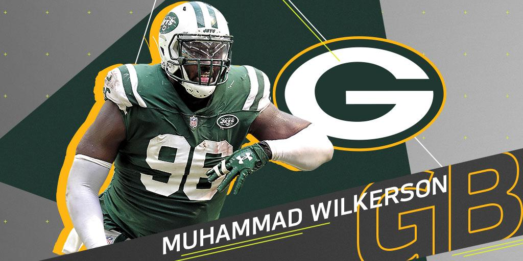 DE @mowilkerson signing with the @packers: https://t.co/96VSCWXOlH https://t.co/ytKhju9wBm