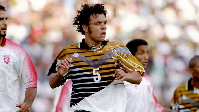Happy 44th birthday to former South African international & 96\ AFCON Champion, Mark Fish