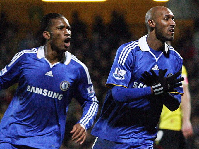 Happy Birthday, Nicolas Anelka 364 PL Appearances  125 Goals  48 Assists 2 titles