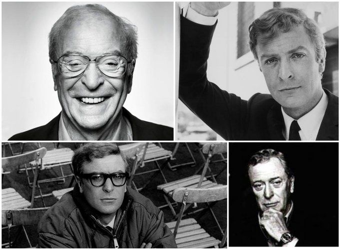 Happy 85th Birthday to Sir Michael Caine!