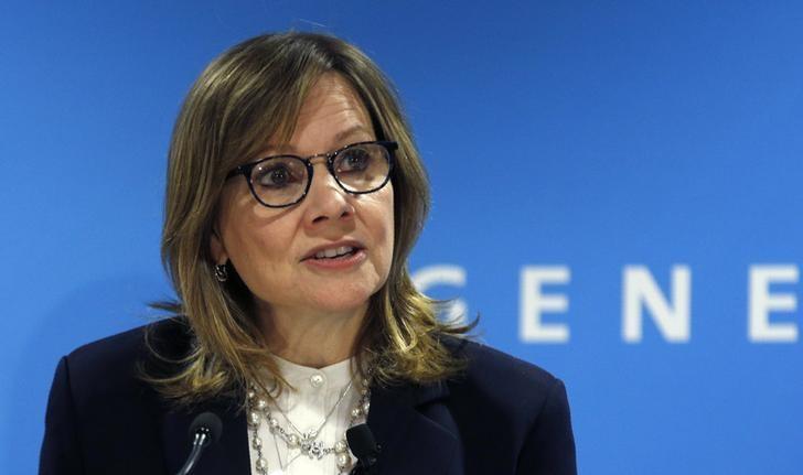 GM CEO meets with U.S. regulators on fuel efficiency rules https://t.co/66yD1dRyLp https://t.co/xGBrg2LWvj