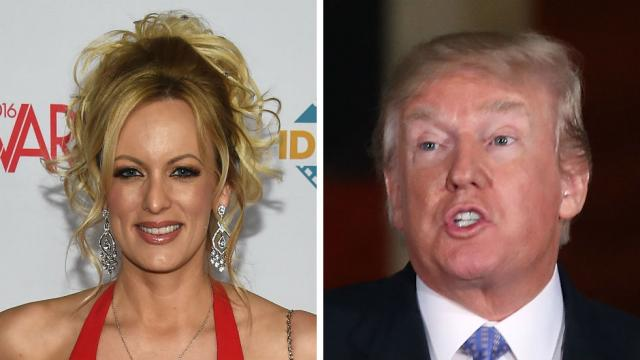 Stormy Daniels discussed affair with Trump during 2007 radio interview https://t.co/6YBlI8JMeg https://t.co/olbGv4CWLT