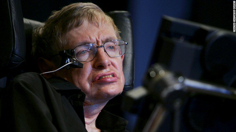 ÚLTIMA HORA Muere el físico Stephen Hawking a los 76 años https://t.co/vLsbUs4Nyk https://t.co/lRguEjGV44