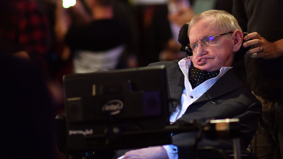 RT @mashable: Stephen Hawking, one of the world's most beloved scientists, dies at 76 https://t.co/ui0dabZDwb https://t.co/Oay53E3JNT