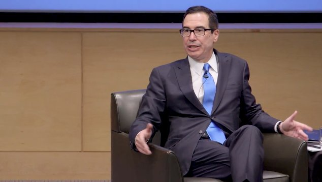 UCLA releases full video that Mnuchin tried to hide of him getting booed https://t.co/o7FtLoeqbJ https://t.co/X2NvxRuWsa