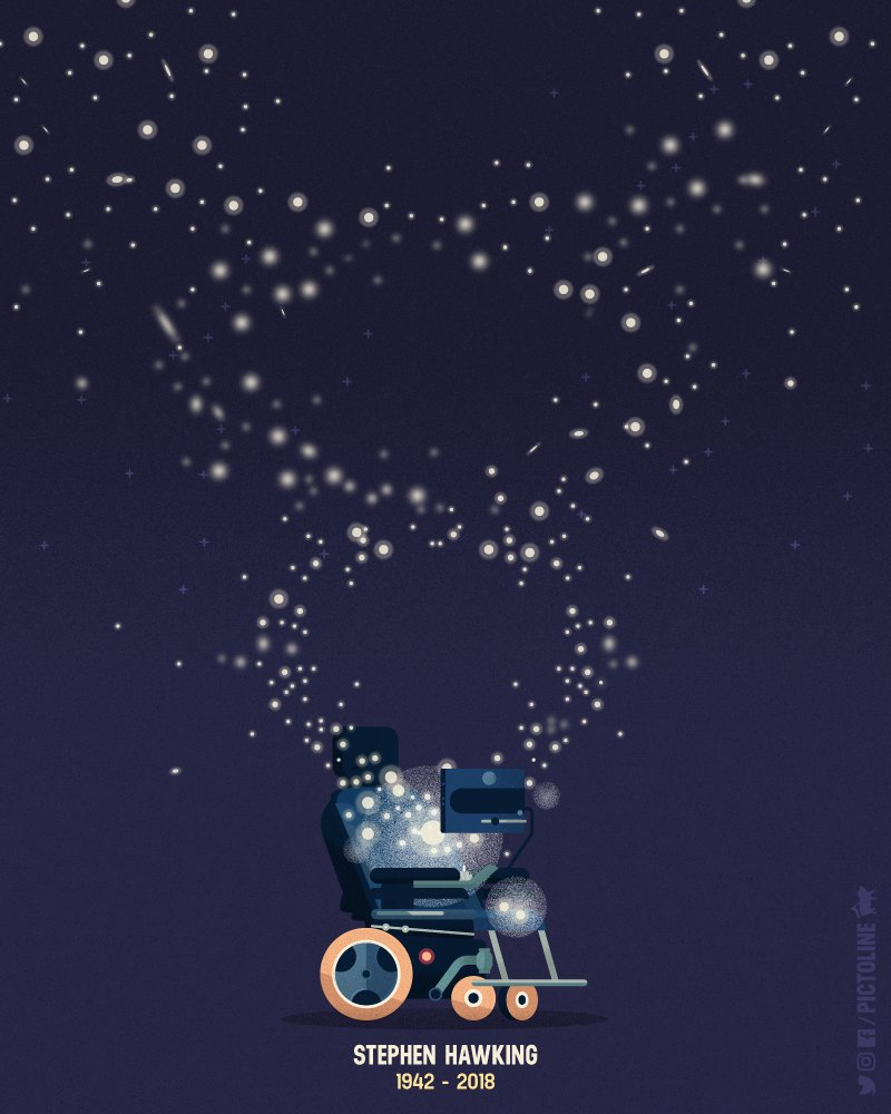 Goodbye, Stephen Hawking �� https://t.co/PWcRlAPLyN