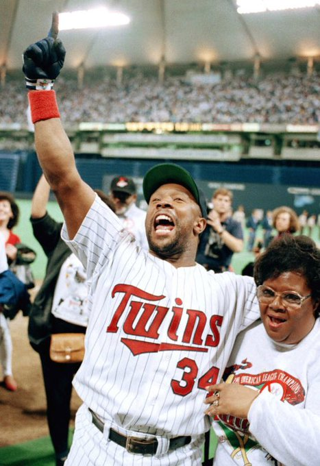 Happy 58th Birthday Kirby Puckett! Touch em all for us up there Champ
