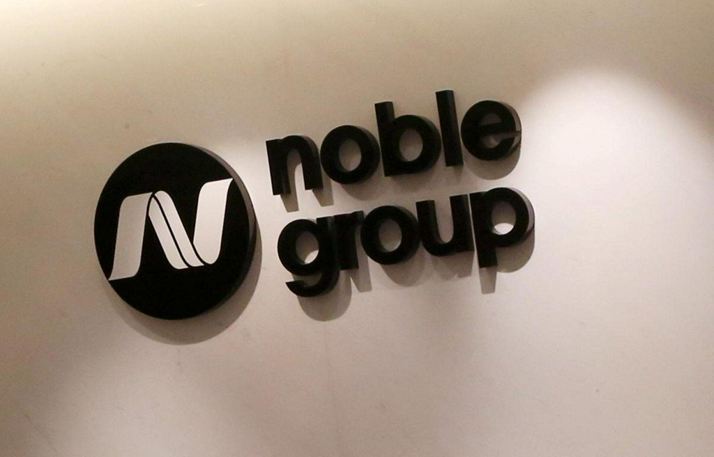 Noble Group says reaches binding deal on crucial debt restructuring https://t.co/tcUp05ljX2 https://t.co/zpoJvWpvSp
