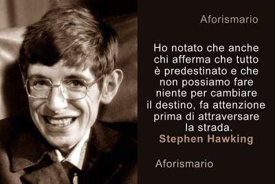 Nessuno si impegna nella ricerca in fisica mosso dall'intento di vincere un premio. Si tratta della gioia di scoprire qualcosa che nessuno conosceva prima.  ⭐ - Stephen Hawking - 🌟  #PerleDiPensiero https://t.co/6Qjpv8BaXW