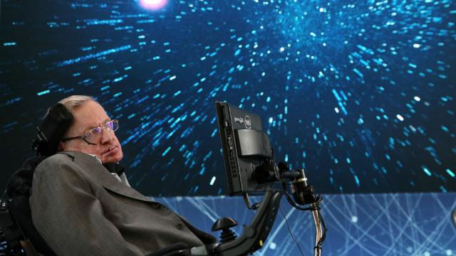 Stephen Hawking dies at 76 https://t.co/YP7uQUuZk1 https://t.co/Ir7F04nMYO