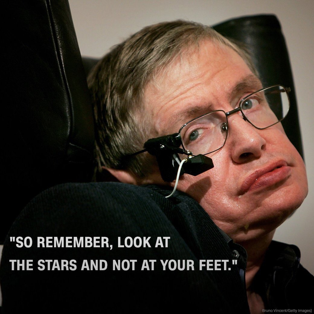 test Twitter Media - Stephen Hawking was one of the greatest physicists to ever live. His abilities with mathematics were particularly pronounced. It may be fitting then that he...  ✅ Died on Pi Day (3/14) ✅ Died on Albert Einstein's birthday ✅ Was born on the 300th anniversary of Galileo's death https://t.co/UshkhkMkAQ