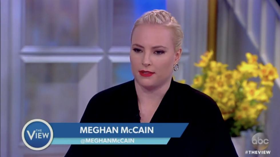 WATCH: Meghan McCain calls the Clintons 'a virus in the Democratic Party' https://t.co/SC5AaFVpLZ https://t.co/N9jVUM4ZZv