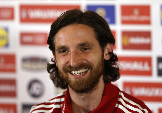 Happy birthday to Stoke City and Wales midfielder Joe Allen, who turns 28 today!
