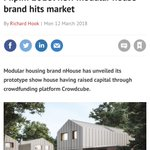 And it's another day for nHouse in the news! Property Week. Full story here https://t.co/CC5yk4XXL2