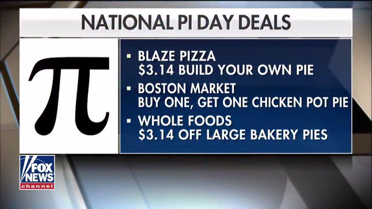 Pi(e) Day's best deals https://t.co/mB9nWb0SuU https://t.co/3up5jjLWFR