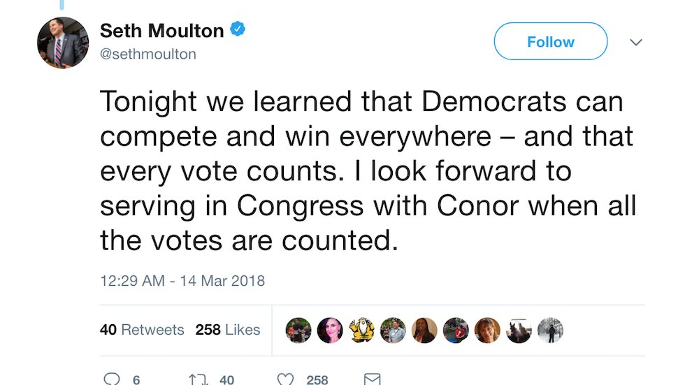 Key Dem lawmaker: PA special election shows 'Democrats can compete and win everywhere' https://t.co/ShYIChqzYu https://t.co/qsOBf4J3aD