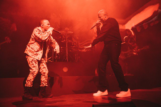 Watch the moment @drdre joined @AndersonPaak onstage in London last night. https://t.co/R3KVwTrRNY https://t.co/w24M6pri8i