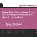Esdras Rodrigues on JoomShaper. https://t.co/V6UtartkMq