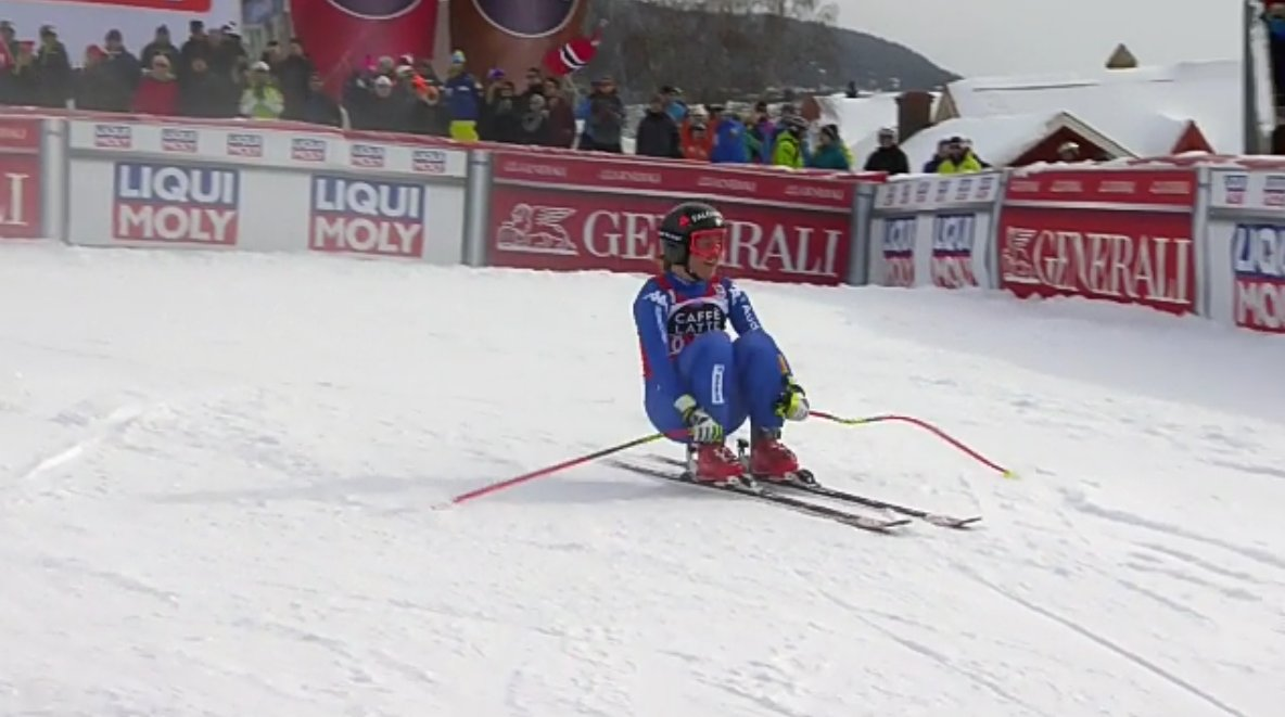Chyba Sofia Goggia �� #Are #fisalpine https://t.co/i7E6saz847