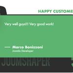 Marco Bonizzoni on JoomShaper. https://t.co/2AKQ9rtjKI