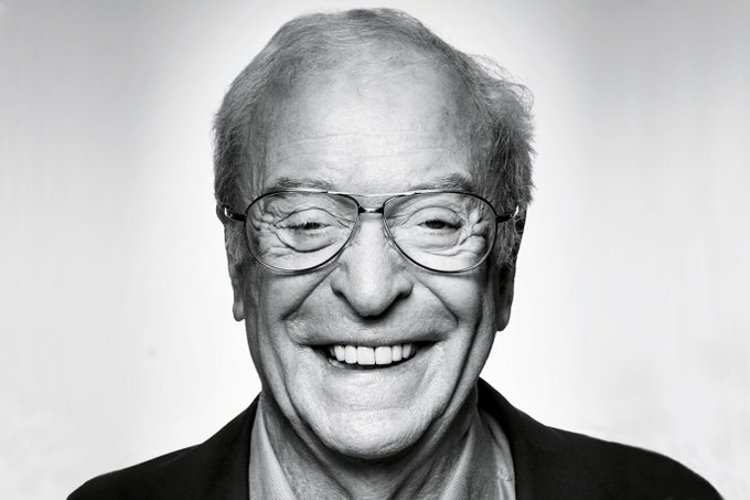 Happy birthday, Michael Caine.