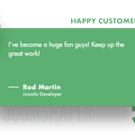 Rod Martin on JoomShaper. https://t.co/BVA9rWprqY