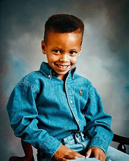 Happy birthday Stephen Curry !