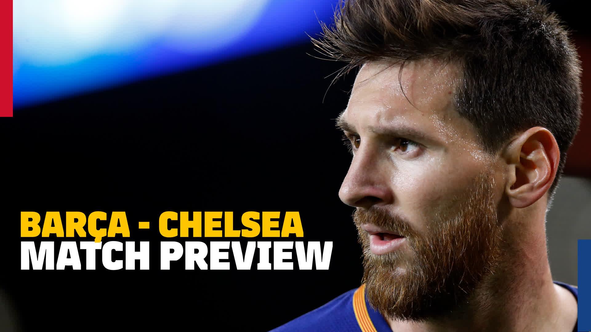 ⚽️ #BarçaChelsea �� MATCH PREVIEW �� Ready! �� Full story: https://t.co/e0HrSDu05A ���� https://t.co/RiTOY0c6FK